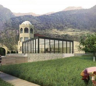 Фонд начал строительство первого центра просвещения