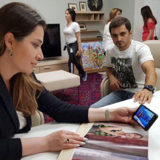 Luminary-Центр посетила министр туризма Дагестана